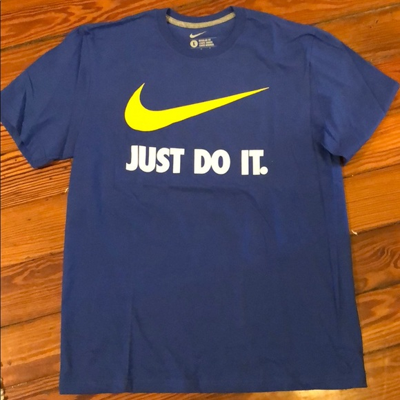 092df2220616c Nike JUST DO IT. Tee